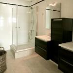 MasBango Beach Resort - Badkamer Begane Grond Appartement
