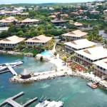 MasBango Beach Resort - Overzichtsfoto Resort Vanuit Lucht
