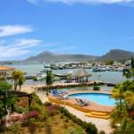MasBango Beach Resort - Uitzicht Vanuit Penthouse Appartement