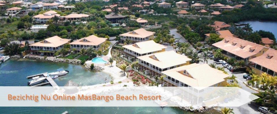 Bezichtig Nu Online MasBango Beach Resort in Jan Thiel Curaçao
